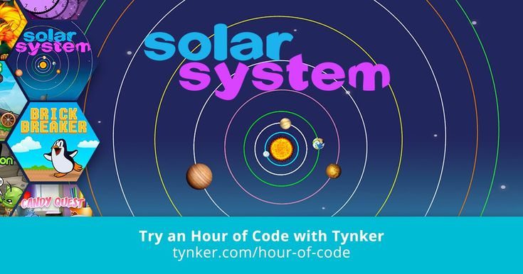 Program an interactive model of our Solar System. This STEM coding activity guides you through creating a simulation with planets orbiting the Sun.