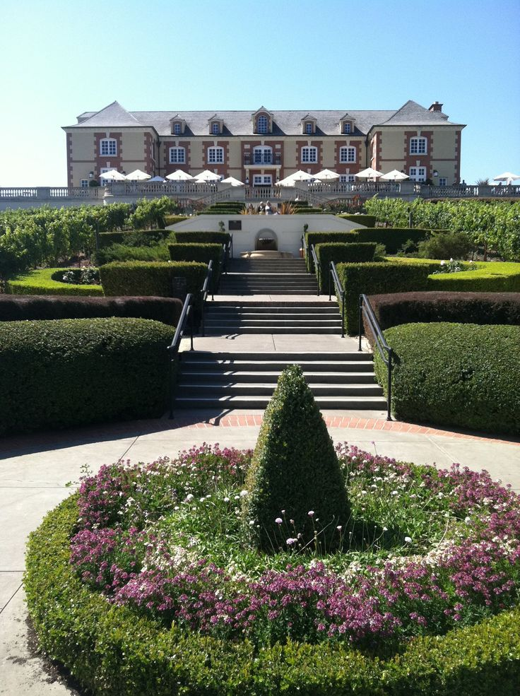 Domaine Carneros Winery, Napa Valley