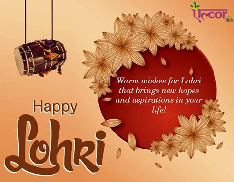 Hope you get every reason to sing with joy and dance to the beats of happiness.  Happy Lohri! #AlcorSpa