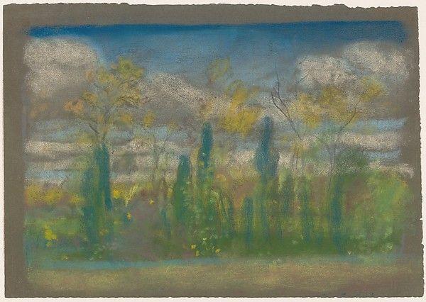 Arthur B. Davies (American, 1862–1928). Spring. The Metropolitan Museum of Art, New York. Gift of A. W. Bahr, 1958 (58.21.24)