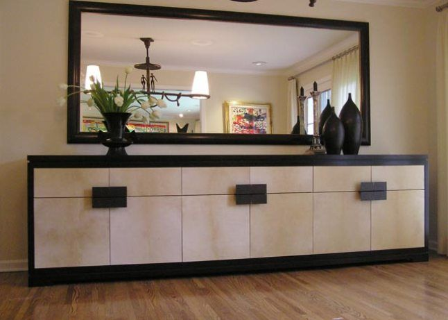 High Quality Mirror U0026 Buffet For Dinning Room