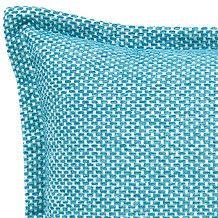 Chenille Cushion 43 x 43cm - Teal