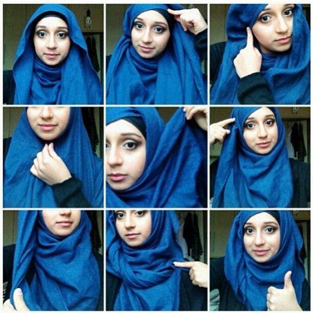 Trendy Hijab Tutorial
