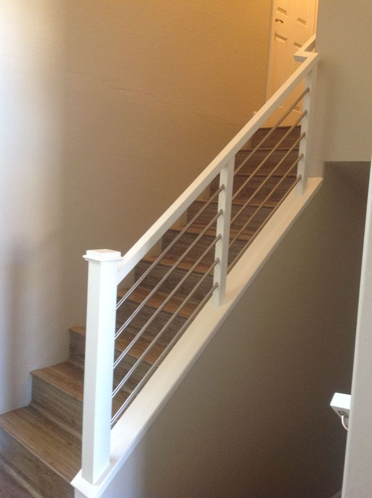 Best Basement Remodeling Guide Stair Railing Design Basement 400 x 300