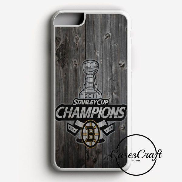Custom Boston Bruins Hockey iPhone 7 Plus Case | casescraft