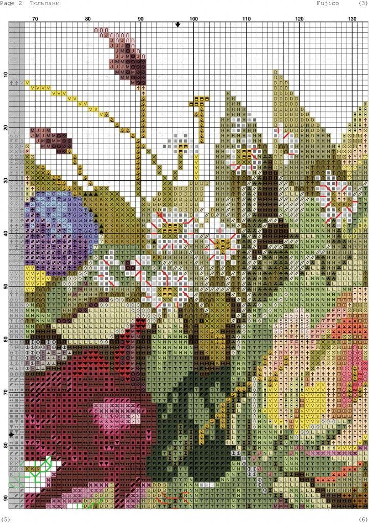 Тюльпаны-002