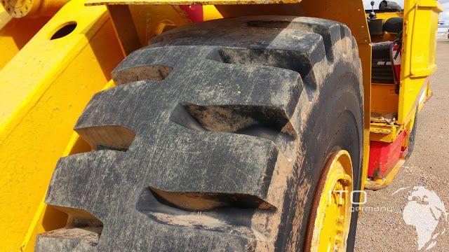 Reifen Tunnelbaumaschine Fahrlader http://www.ito-germany.com/for-sale/ghh   #Tunnellader #Bergbaumaschinen #scoop #Scooptram #Mining #Machinery #Heavy Equipment #used #forsale #Baumaschine #Verkauf #Minera #Albanien