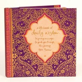 Little book of daily wisdom Intrinsic Australia | Unique Gifts | threemadfish.com