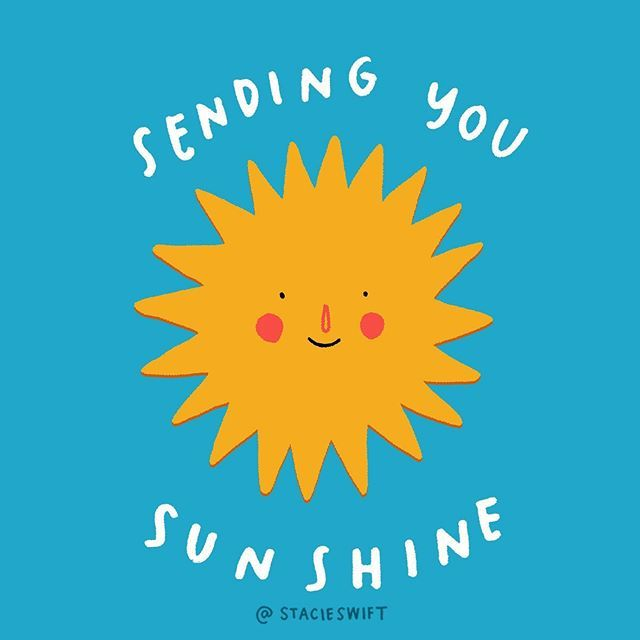Sending You Sunshine Positivity Broken Families Positive Vibes