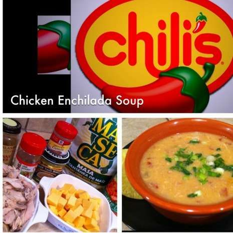 Chili's Restaurant Recipes