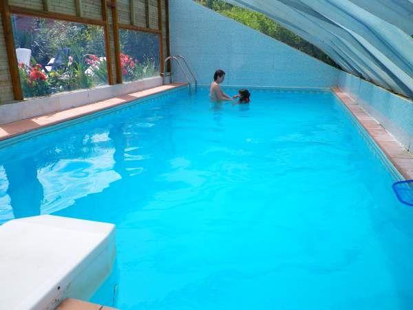 Gîte 7/9 personnes avec piscine chauffée totalement privée,Spa,Sauna