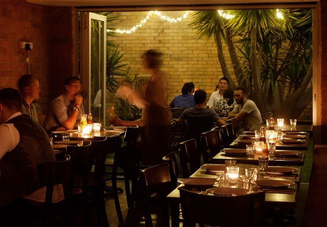 The Chingon Boys Open Late Night Champagne & Oyster Bar - Le Bon Ton