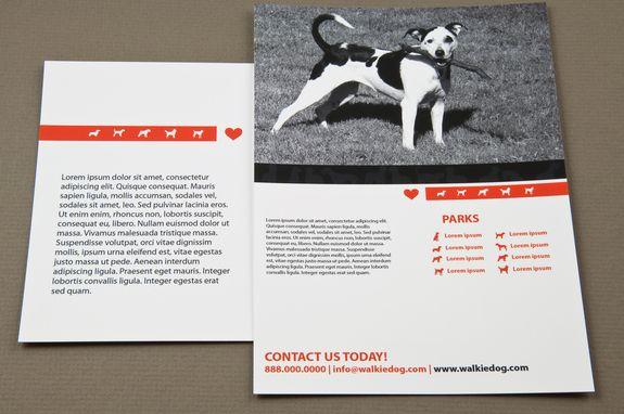 Best Postcard Design Templates Images On   Design