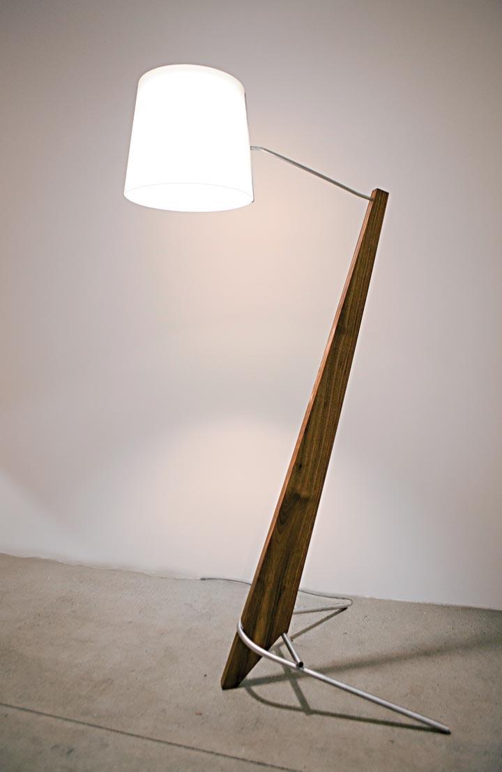 Silva Giant Floor Lamp
