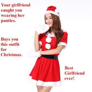 Best christmas fancy dress ideas - Krazy Kay S Tg Captions And Swaps Best Girlfriend Ever Tg Fantasy