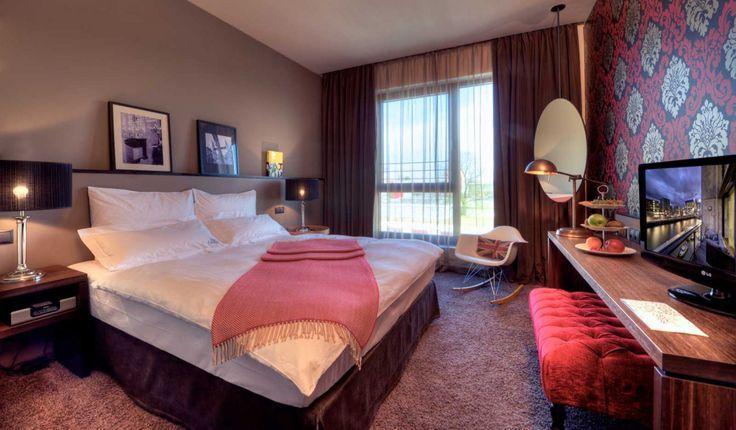 Hotel Hamburg Alster | Hotelzimmer Size S | The George Design Hotel Hamburg
