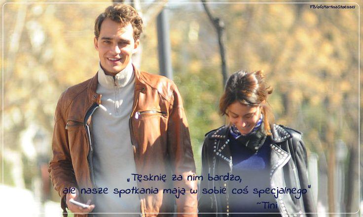 Cytat pochodzi z wywiadu Martiny Tini Stoessel udzielonego dla magazynu Gente
