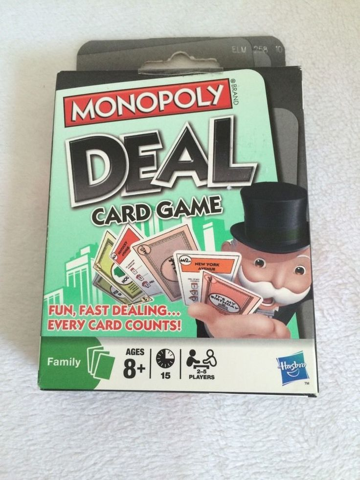buy monopoly deal card game