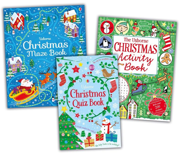 "Find out more about ""Christmas activities set"", write a review or buy online."