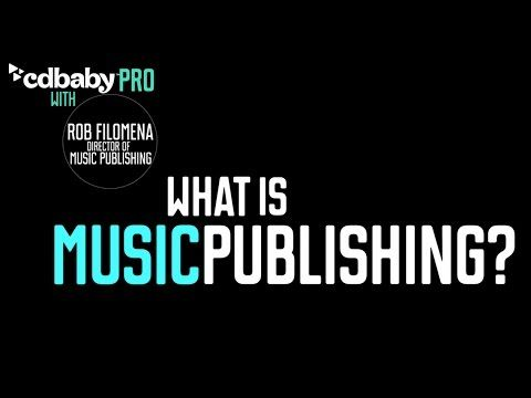What is music publishing adminstration and why do I need it? DIY Musician Blog