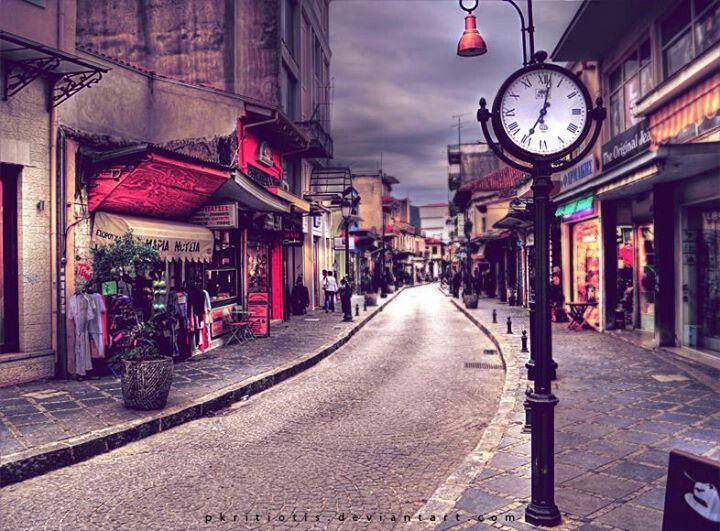 Loannina. Epirus. Greece