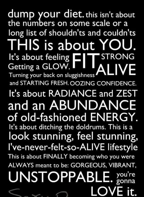 YES!!!! Love it.: About You, Quotes, Diet, Motivation, Healthy, Weightloss, Weights Loss, Interval Training, Workout