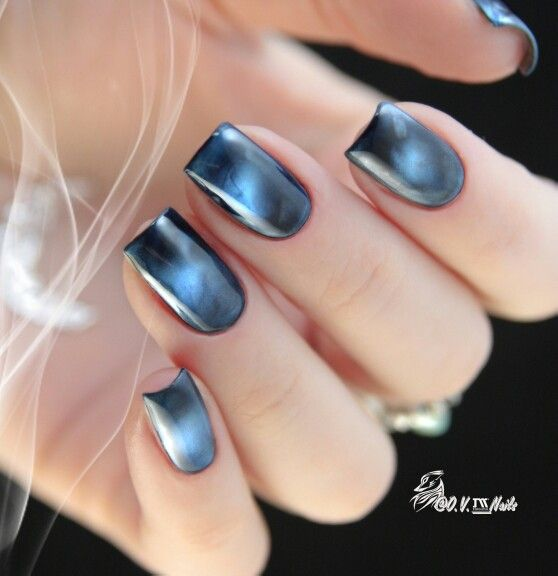 374 best Magnetic Nails images on Pinterest | Magnetic nail polish ...