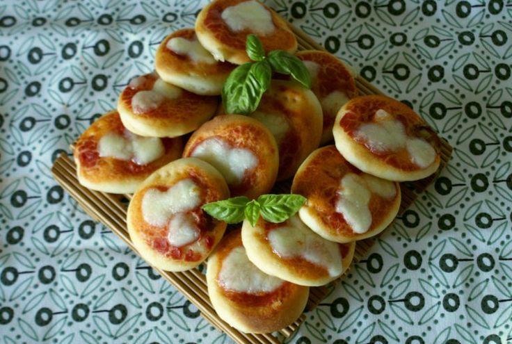 le pizzette da buffet