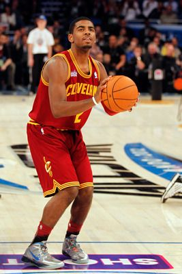 Kyrie Irving----Cleveland Cavaliers  Position: Point guard   Age: 20