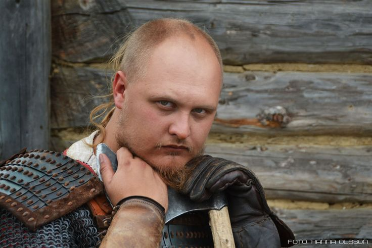 Swedish viking (Rasmus Andersson), fighter, Wolin 2015