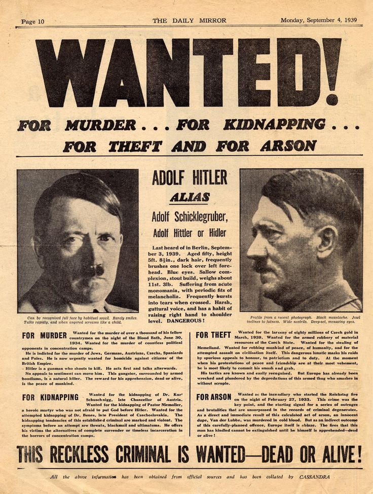 Image result for Hitler is dead headlines