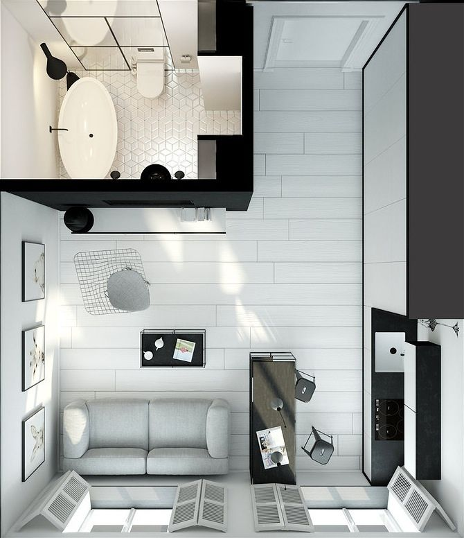 Haverk Interior Design 247 best small studio space interior images on tiny