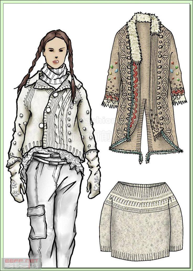 Модное вязание для женщин 2018 с описанием