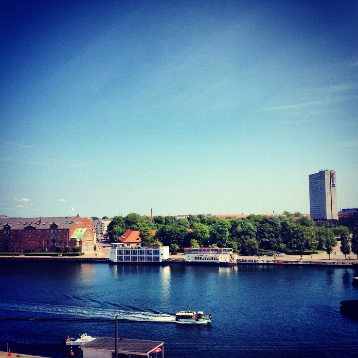 """Carsten´s Guest House """"the view from the balcony"""" www.carstensguesthouse.dk"""