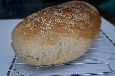 Thermomix Foodie Canada: Bauernbrot (Farmers Bread) Sourdough Emmer, Wholew...
