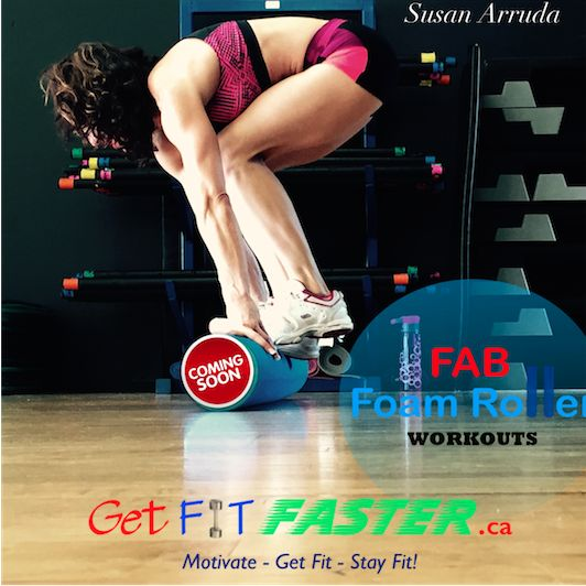 UPDATES AND FREE PREVIEWS ON THE TOTAL BODY TRAINING SYSTEM USING THE FOAM ROLLER!  Visit http://fabfoamrollerworkouts.com
