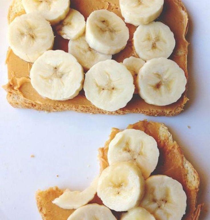 Bananes + Philadelphia (à tester avec du Kiwi) 20 toasts énergisants pour le matin - Les Éclaireuses