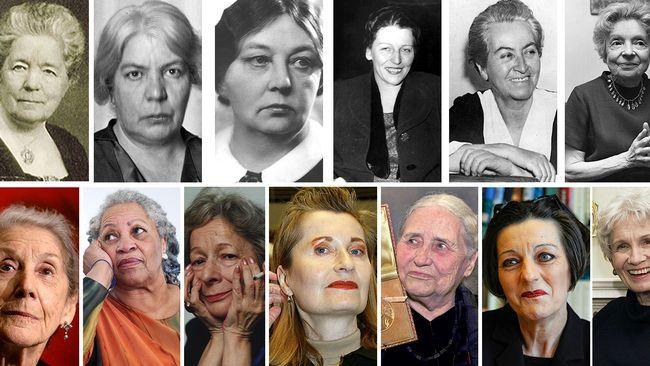 Har du ångest för att du inte läst alla de 111 författare som tilldelats Nobelpriset? Ha inte det, läs alla kvinnor som fått det istället, de är inte så många, och kan dessutom vara de allra bästa.