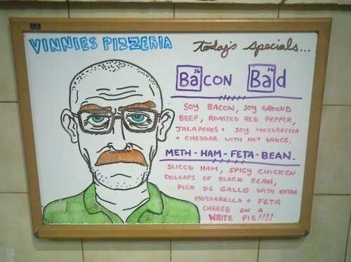 Breaking Bad/Bacon Bad