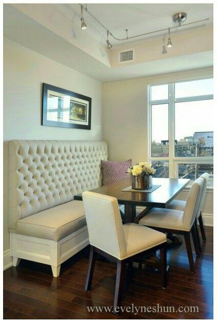 165 best Banquettes! images on Pinterest   Kitchen ideas, Kitchen ...