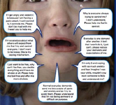 Pathological Demand Avoidance Syndrome: What is it? (Classified under Autism)