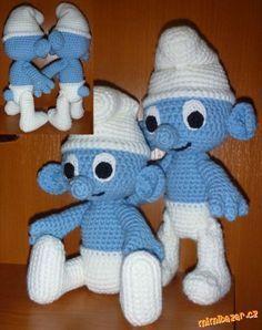 ŠMOULA Smurfs
