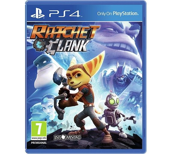 Buy Ratchet and Clank PS4 Game at Argos.co.uk, visit Argos.co.uk to shop online for PS4 games, PS4, Video games and consoles, Technology