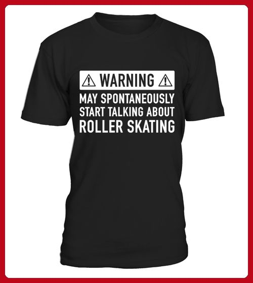 Roller Skating Original Gift Idea - Fan shirts (*Partner-Link)