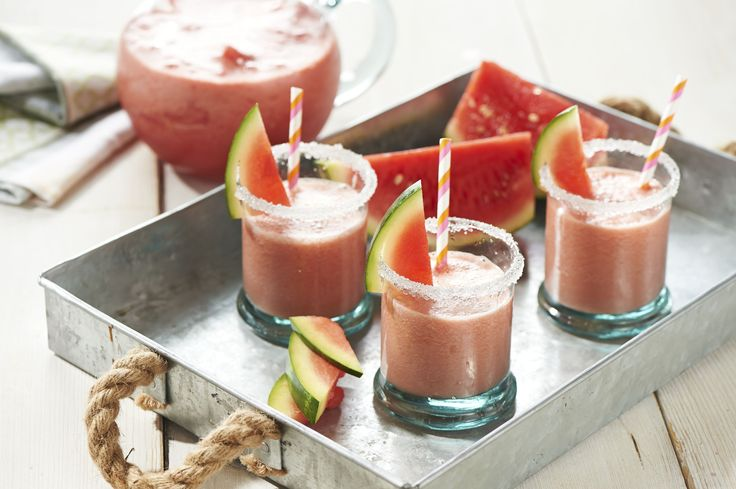 Watermelon + lime margarita? Pass one our way, please!