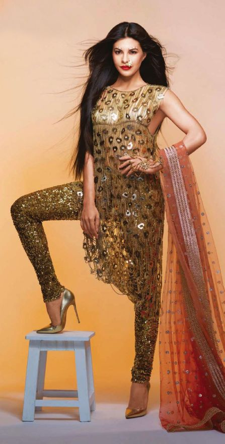 Statement Indian Suit! Must have
