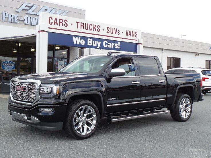 2017 GMC Sierra 1500 Denali for Sale in Winston-Salem, NC - Picture #1