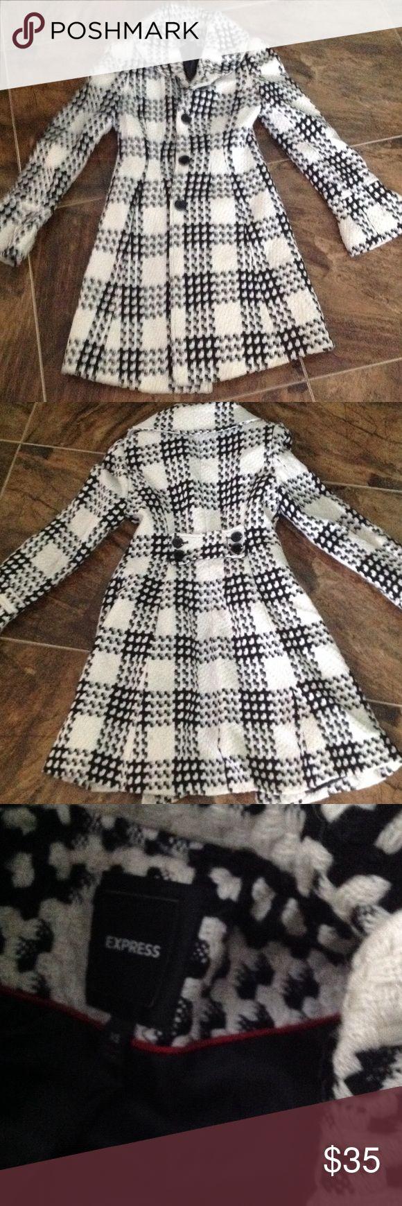 Express Coat. Very nice Express coat. Express Jackets & Coats Trench Coats
