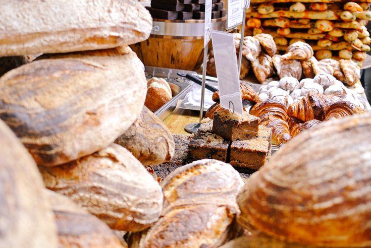 Bread Ahead in #london - @BuzziSpace #100design