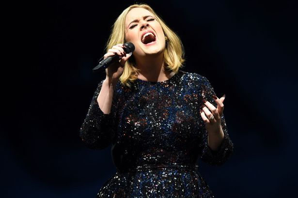 Adele reveals painful reason she's in solitary confinement while on tour